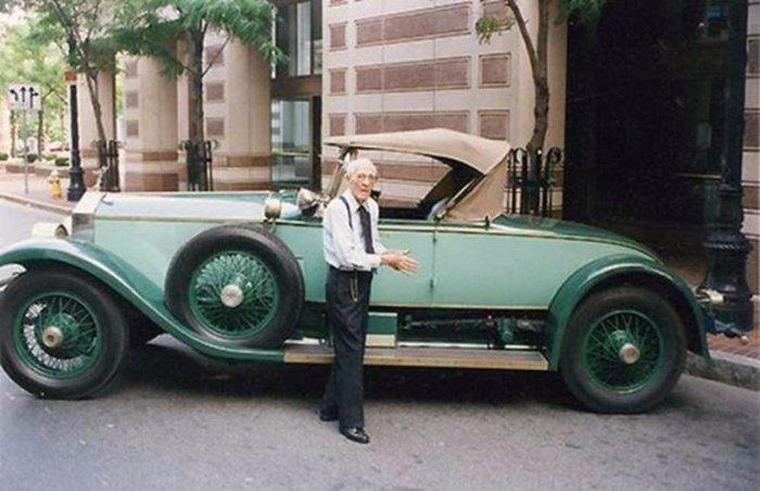 В 2005 году, в возрасте 102 лет, Аллен Свифт испустил дух, и автомобиль был подарен музею в Спрингфилде. \ Фото: motorbeam.com.