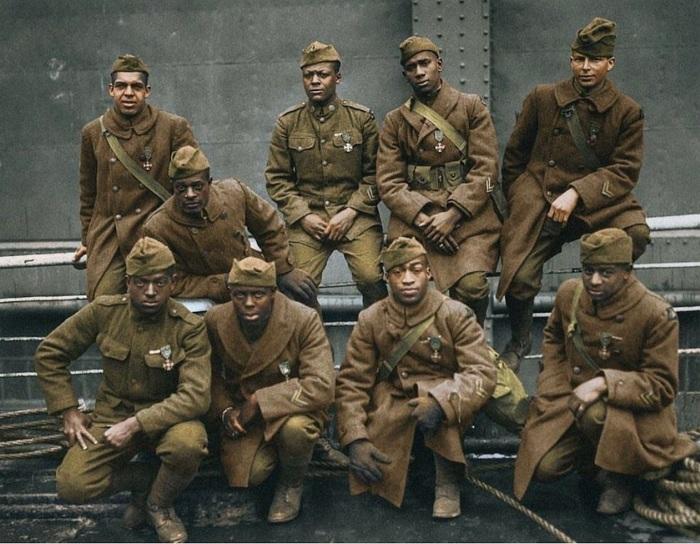 Адские бойцы Гарлема. \ Фото: reddit.com.