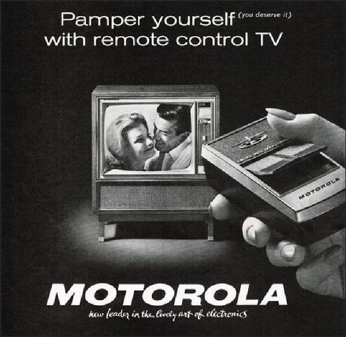 Пульт дистанционного управления Motorola. \ Фото: google.com.