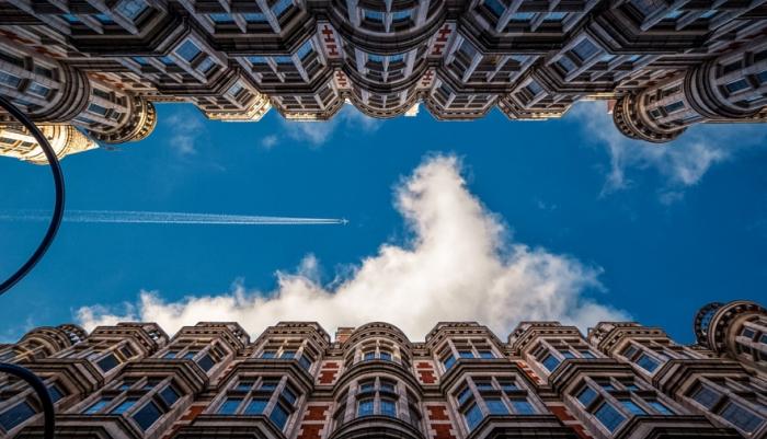 Высоко в небе. Автор фото: Джузеппе Торре.