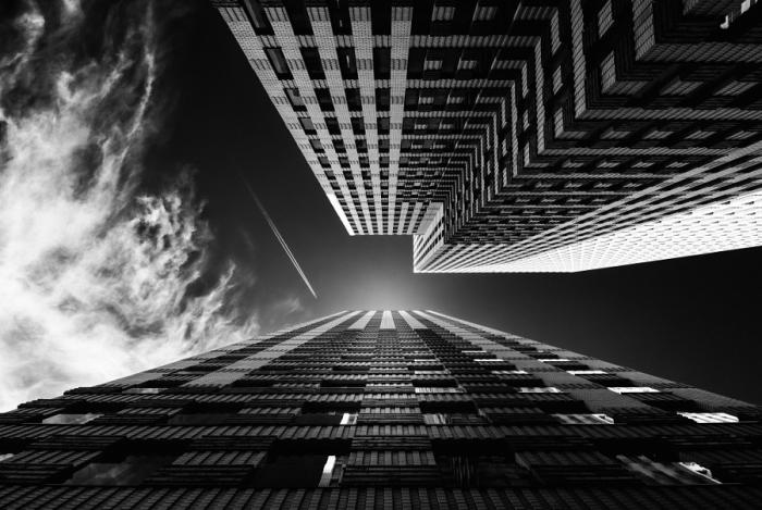 Симфония зданий (Symphony Buildings). Автор фото: Марко Баттини (Marco Battini).