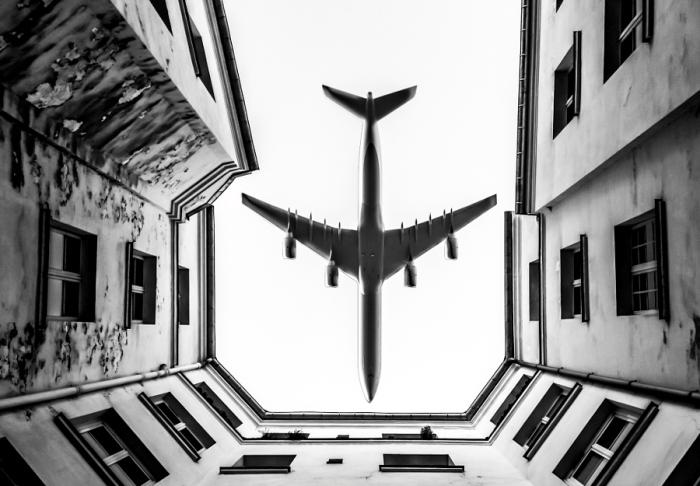 Я верю, что могу летать! (I believe I can fly!) Автор фото: Марк Нусс (Marc Nouss).