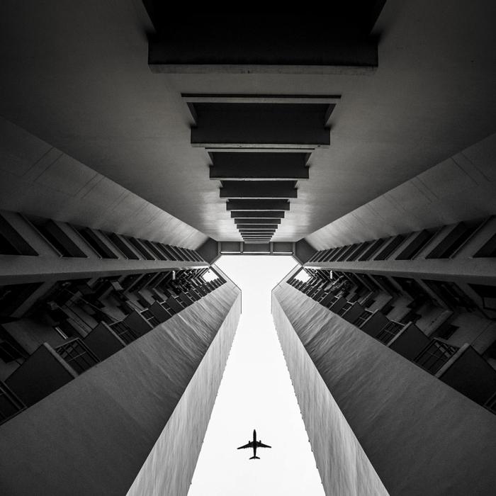 Сближение (Convergence). Автор фото: Чонг Чжэн (Chong Zheng).
