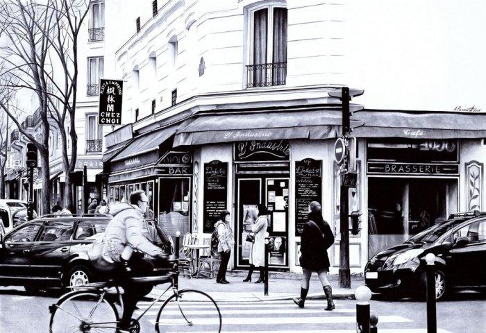 Ситилайф, Париж, 2015 год. Автор: Андрей Полетаев.