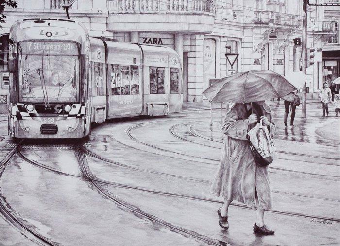 Дрезден, 2014 год. Автор: Андрей Полетаев.
