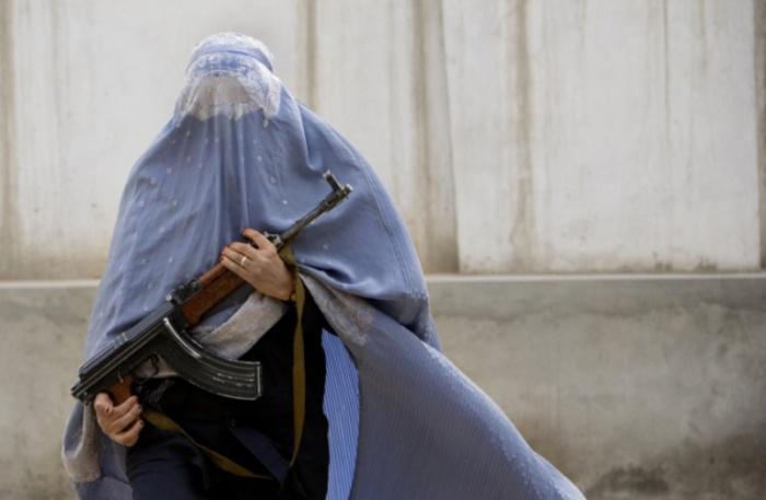 Афганистан. Самые красивые девушки-полицейские из разных стран.