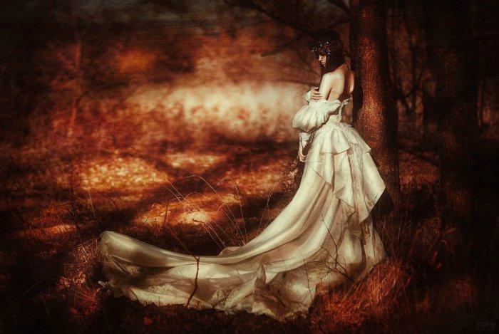 Лесная фея. Автор фото: Беляева Светлана.