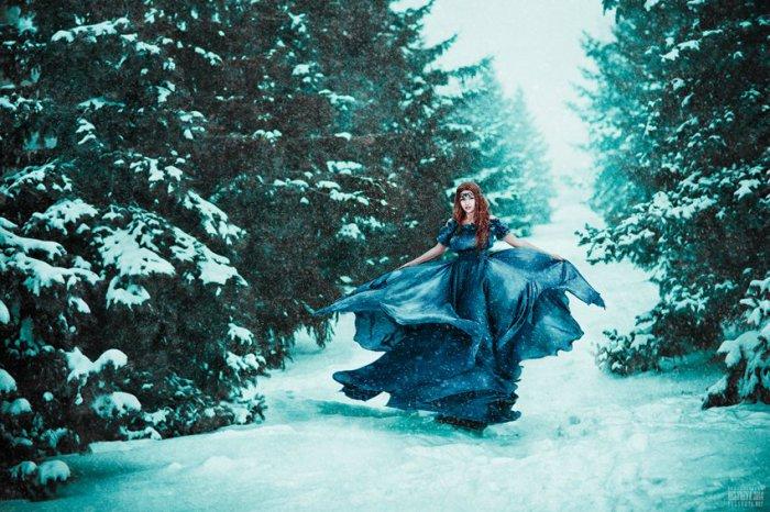 Танец. Автор фото: Беляева Светлана.