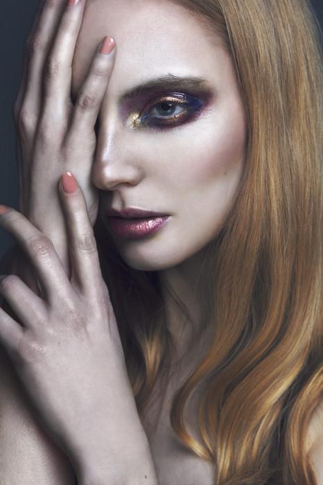 Фотограф: Karin van Berkel. Прическа/макияж: Sabine Lemmens. Модель: Kari.