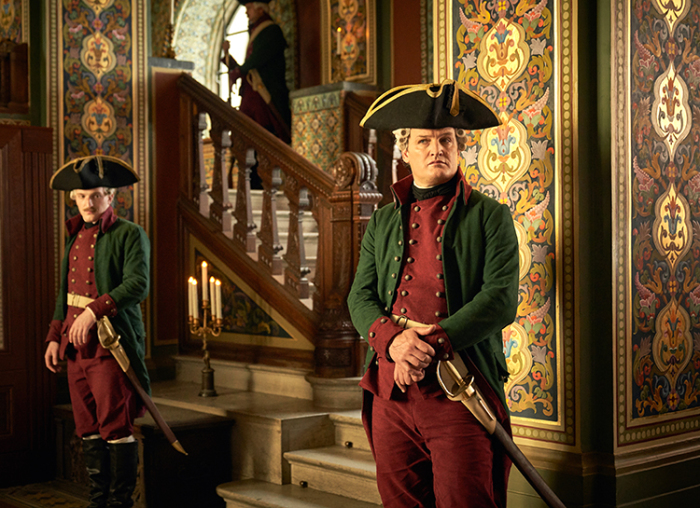 Джейсон Кларк в роли Григория Потемкина. \ Фото: google.com.