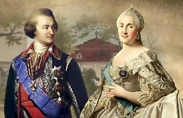 Екатерина и Григорий: Больше, чем любовь. \ Фото: portal-kultura.ru.