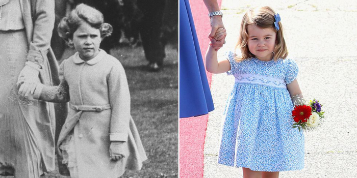 Будущая королева Великобритании. \ Принцесса Шарлотта.