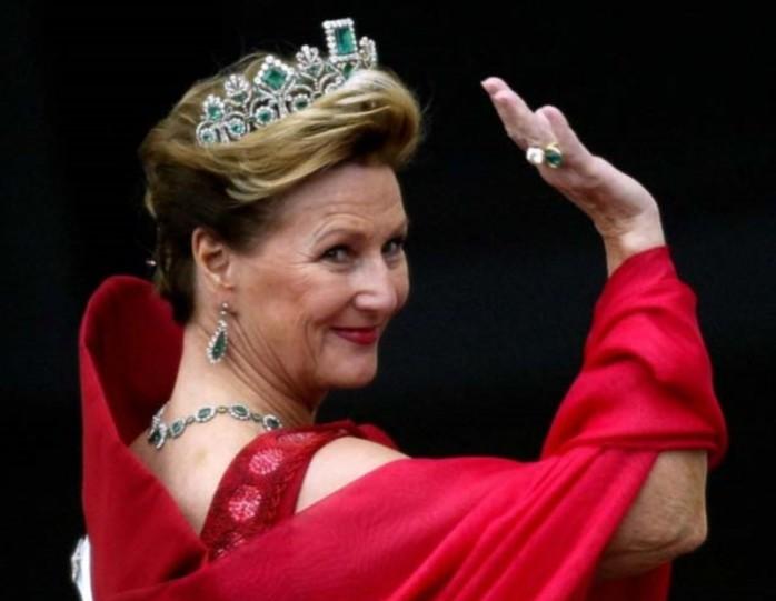 Она стала первой норвежской королевой спустя более полувека. \ Фото: pressa.tv.