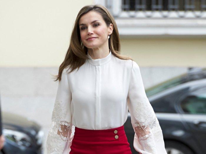 Она была успешной журналисткой, которая превратилась в королевскую икону. \ Фото: Carlos Alvarez.