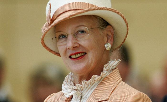 Королева Дании Маргрете II. \ Фото: inosmi.ru.