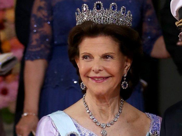Королева Сильвия. \ Фото: Andreas Rentz.