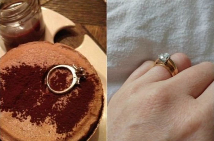 От кольца за 12$ до кольца с бриллиантом в 1,55 карата.