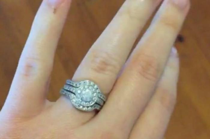 Кольцо, принадлежавшее мачехи.