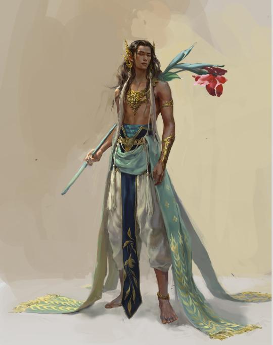 Ирреальные персонажи Ронгера Пятого (rogner5th).
