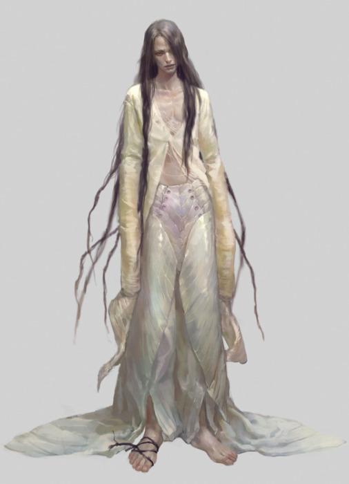 Необычные персонажи Ронгера Пятого (rogner5th).