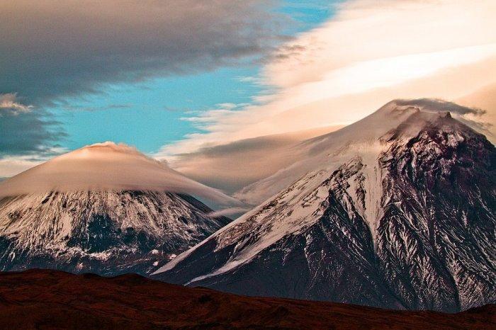 Нет! Вулкан Кроноцкая сопка на Камчатке.
