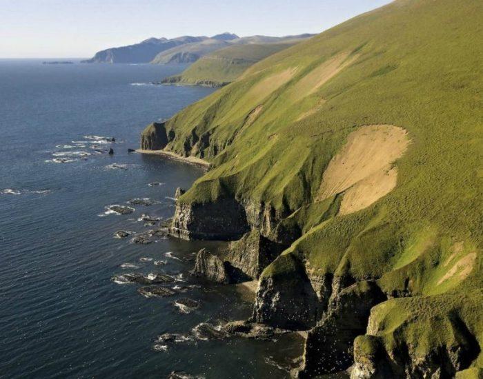 На краю Земли — Остров Беринга.