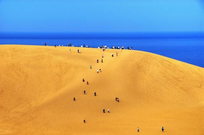 Ан нет! Чарские пески.