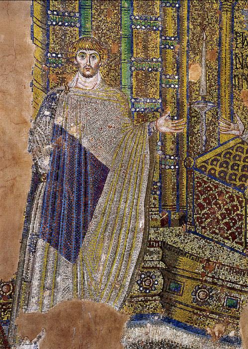 Неопознанный военный святой. \ Фото: google.com.