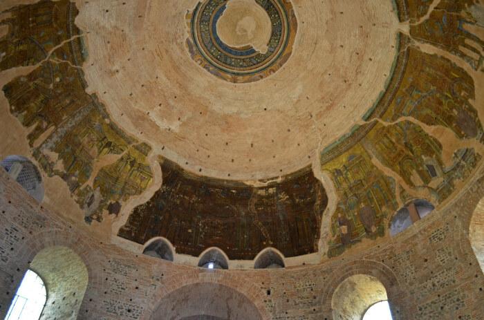 Интерьер Ротонды, вид с юго-востока. \ Фото: flickr.com.