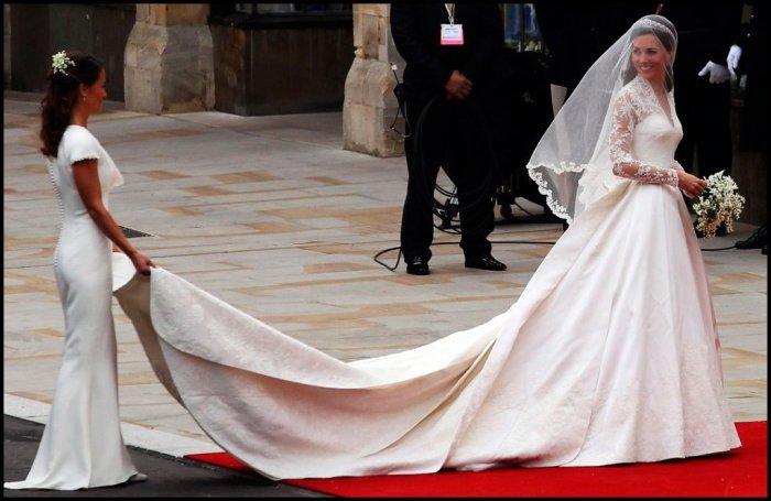 Кэтрин, герцогиня Кембриджская, 2011 год.