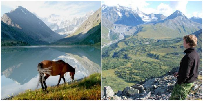 Алтай — это незабываемая по красоте страна величественных гор.