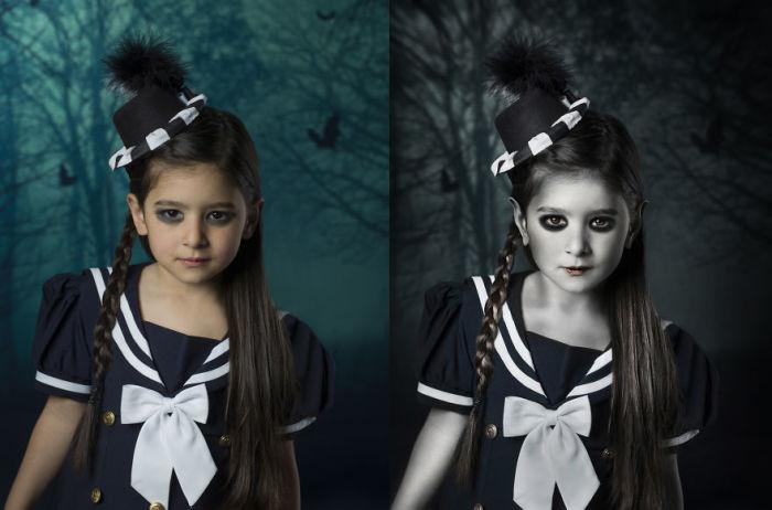Из обычной девочки в маленькую вампиршу. Автор: Asa Deleau Wiklund.