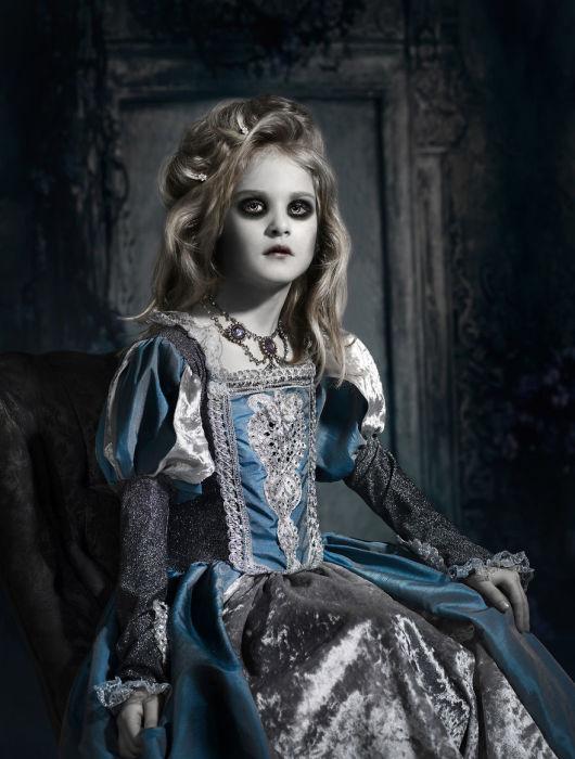 Мать всех вампиров. Автор: Asa Deleau Wiklund.