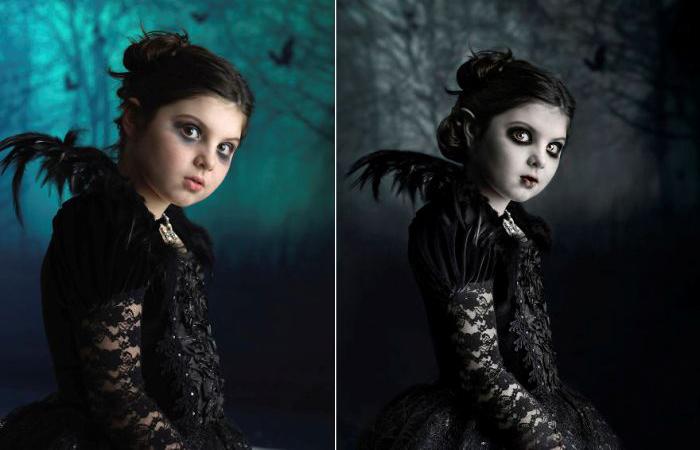 Маленькие кровожадные вампирёныши. Автор: Asa Deleau Wiklund.
