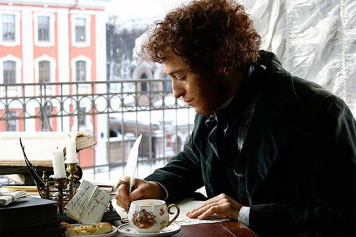 Пушкин. Последняя дуэль (2006). Сергей Безруков, роль - Пушкин.