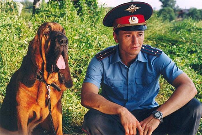 Участок (2003). Сергей Безруков, роль - Кравцов.