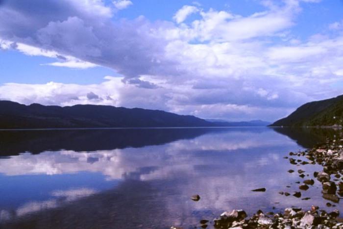 Озеро Лох-Несс. В поисках Несси.