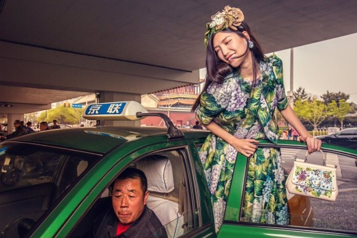 Dolce & Gabbana оскорбили китайцев. peopletalk.ru.