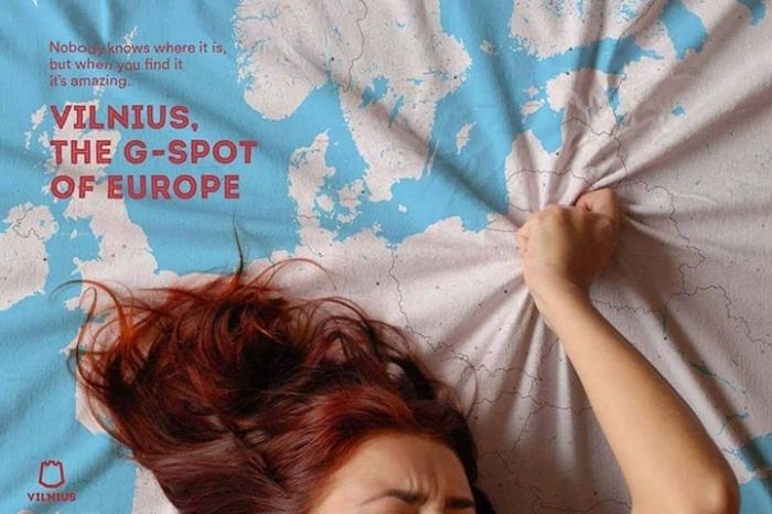 Вильнюс — точка G Европы. | Фото: probusiness.io.