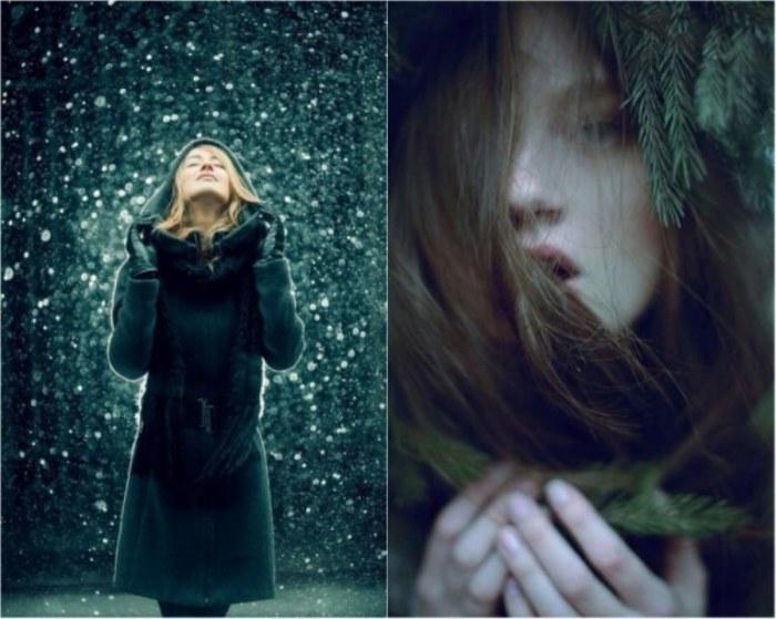 Волшебная зима.