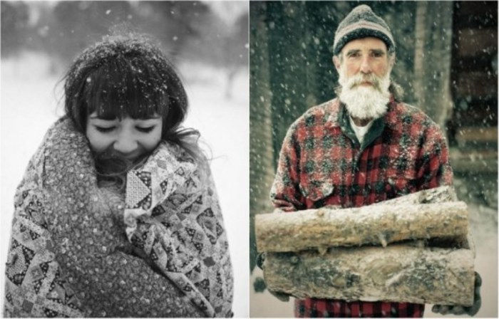 Волшебное время - зима.