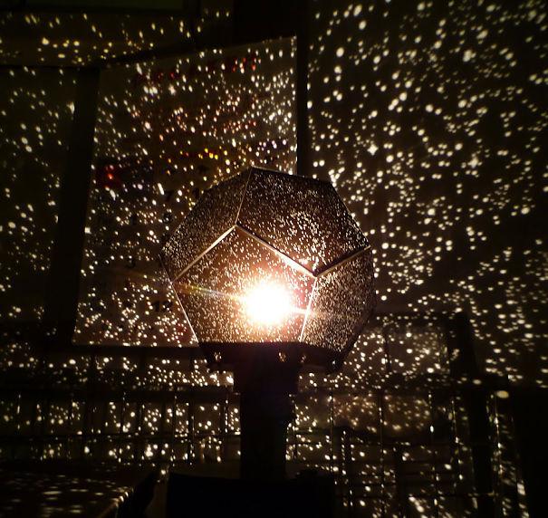 Лампа планетарий (Planetarium Lamp).