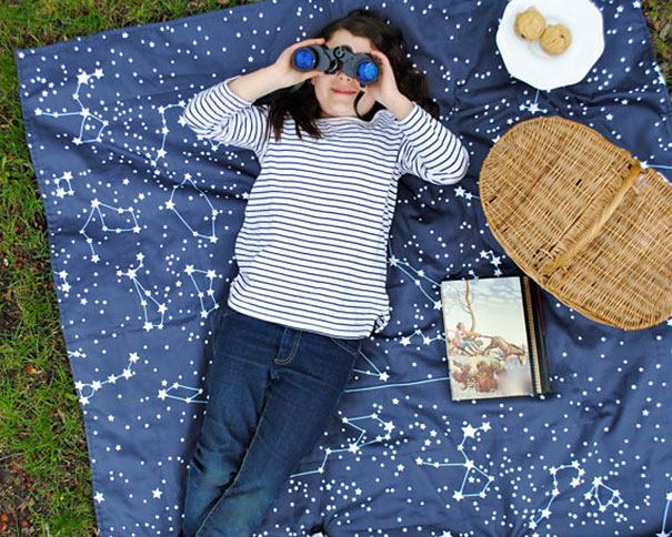 Покрывало (Star Constellation Blanket).