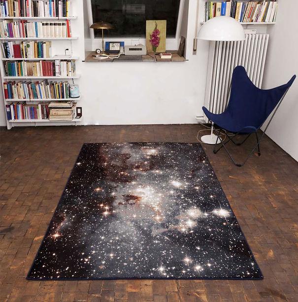 Коврик туманность ( Nebula Rug).