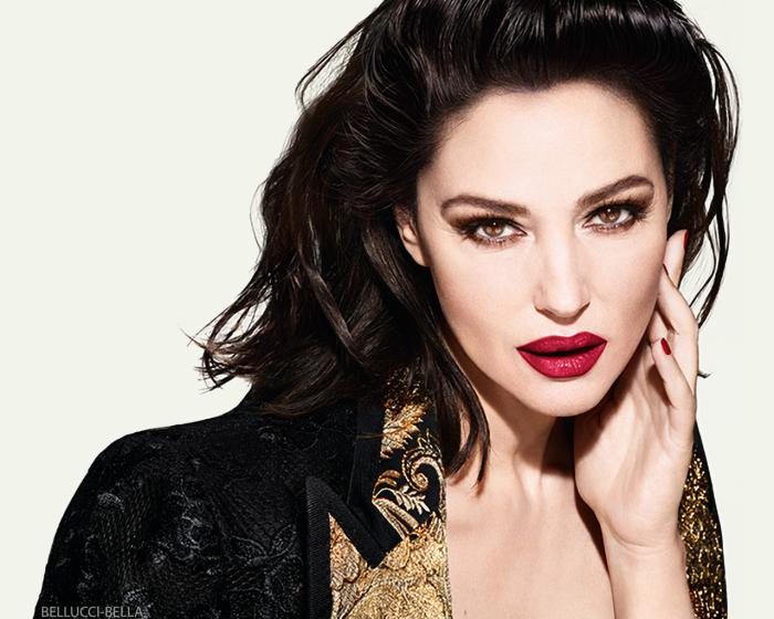 Кадры из новой рекламной кампании, посвящённый коллекции косметики, были размещены на официальном сайте Dolce & Gabbana. \ Фото: pinterest.com.