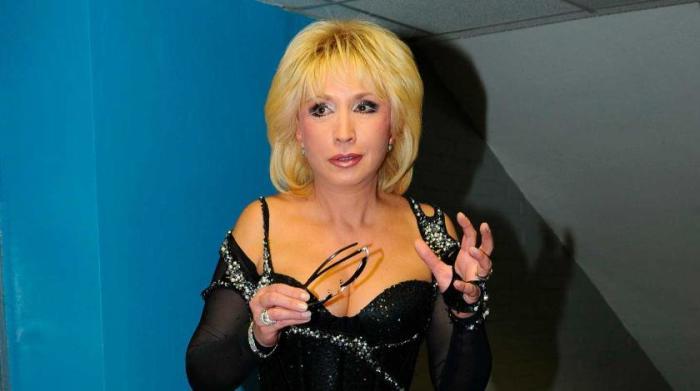 Её песня Императрица стала настоящим хитом.\ Фото: utro.ru.