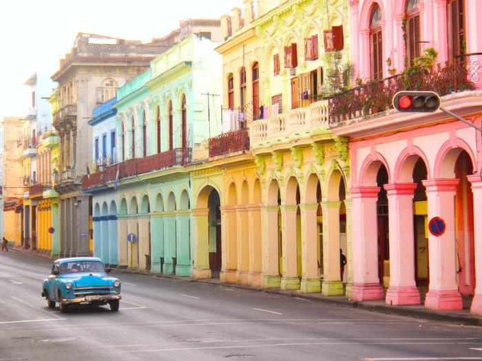 Гавана — колоритный и притягательный город, один из самых необычных во всем мире.