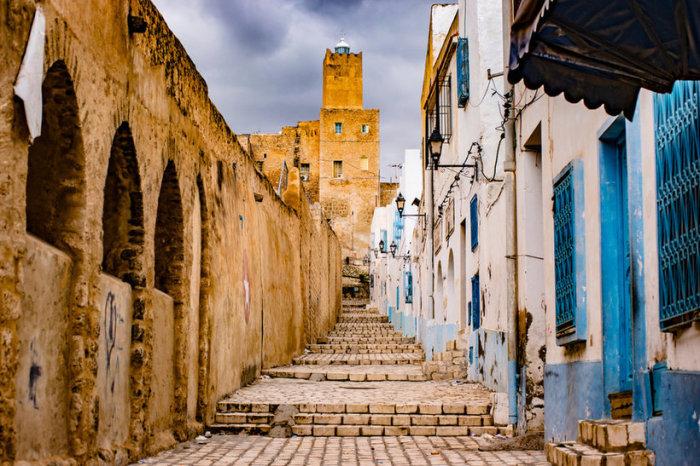 «Жемчужина побережья» Сусс — самый популярный, шумный и молодёжный курорт Туниса.