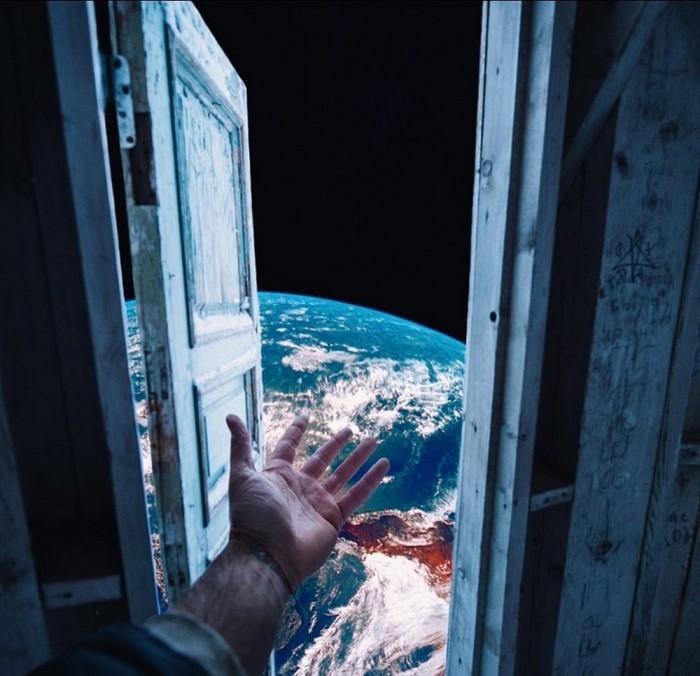 Другая Вселенная. Автор: Платон Юрич.