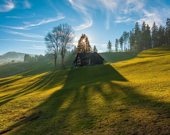 Великолепная Швейцария.